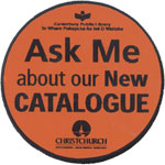 Ask me about our new catalogue
