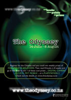 The Odyssey Poster - click here to view as a pdf