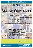 Seeing Ourselves - New Zealand Childrens Books