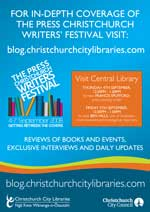 Press Writers Festival poster