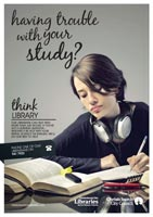 Having trouble with your study? poster