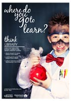 Learning Centres poster