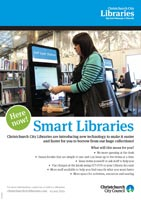 Smart Libraries poster