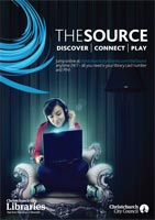 The Source - Teens' poster