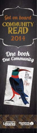 Community Read 2014 bookmark