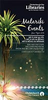 Matariki Events Brochure