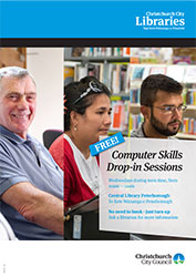 Computer Skills Drop-in Sessions