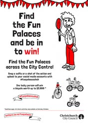Find Fun Palaces poster