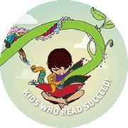 Kids who read succeed sticker