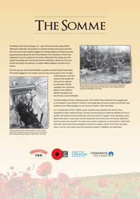 WW1 teaching resource posters