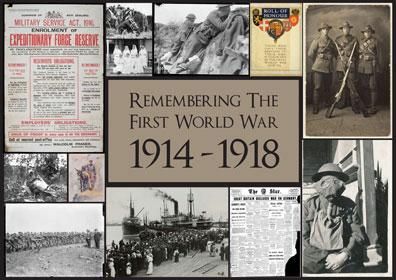 WW1 teaching resource cover