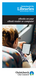 eBooks on your eBook reader or computer