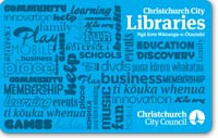 Library card 2010