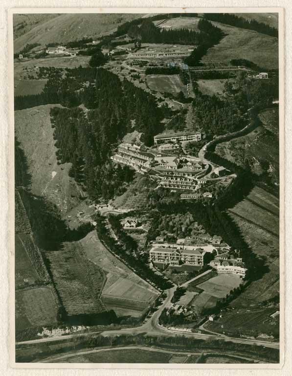Cashmere Sanatorium, 1913-1933.