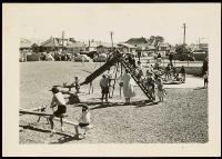Children's park, New Brighton, Christchurch.
