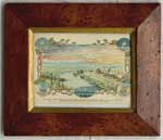 View The Bricks : painting of the first settlement on the Plains, 1851 as a PDF [1.2 MB]