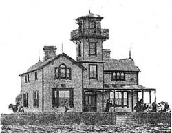 Trent's house at Templeton.