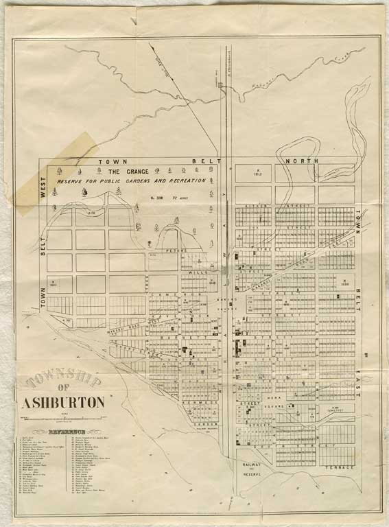 Image of Township of Ashburton