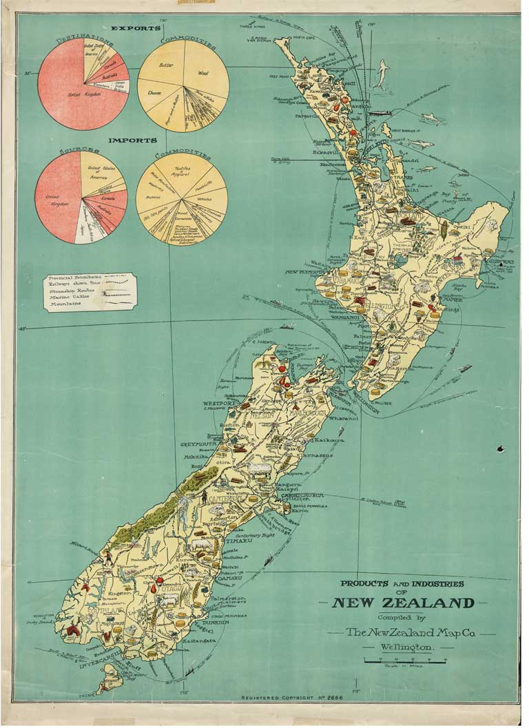 Products and industries of New Zealand 194 Christchurch City