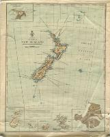 Image of The colony of New Zealand
