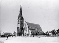 Photograph of Christ Church Cathedral ca 1888