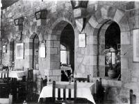 Interior of the Sign of the Takahe, 1920