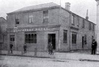 Foresters' Hotel, Oxford Terrace, Christchurch [1902]