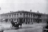 The Terminus Hotel which was directly opposite the Christchurch Railway Station [189-?]