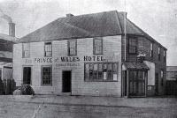 Prince of Wales Hotel, Christchurch. 1902