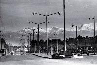 Memorial Avenue, Christchurch - 1958