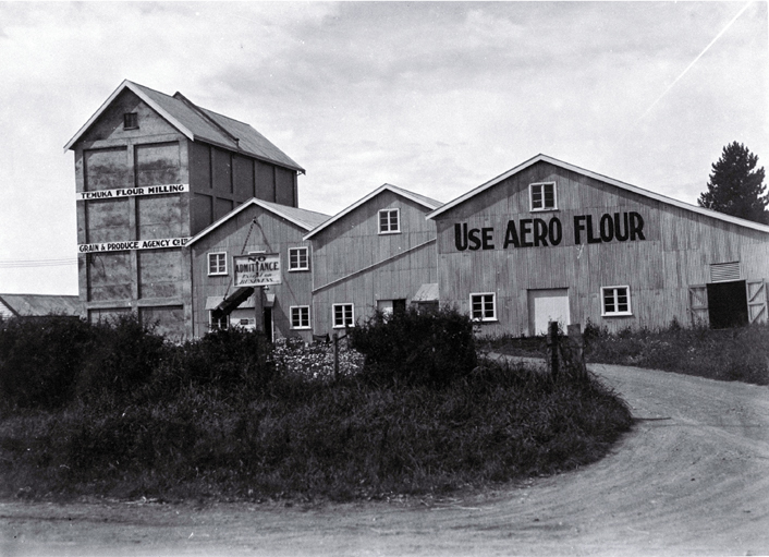 The Temuka Flour Milling Grain and Produce Agency Co. Ltd.