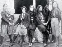 A group of Maori women dress reformers