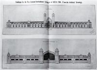 New Zealand International Exhibition 1906-1907 : architect's drawings