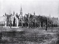 Normal School, Cranmer Square, Christchurch [ca. 1921]