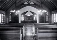 Nurses' Memorial Chapel, Christchurch Hospital, Riccarton Avenue, Christchurch