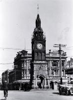 The clock tower, Christchurch [ca. 1925]