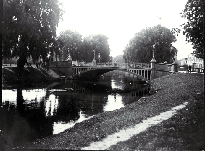 Barbadoes Street bridge, Christchurch