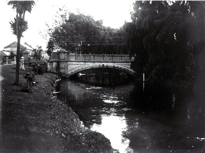 Worcester Street bridge, Christchurch