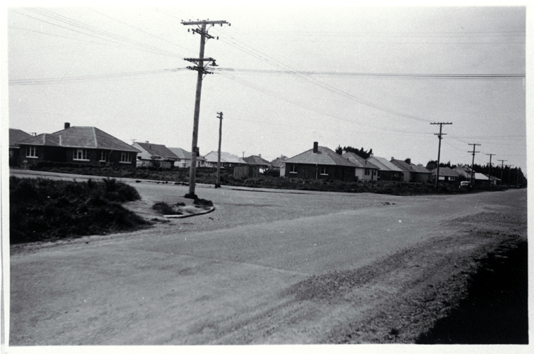 The intersection of Ilam and Clyde Roads, Christchurch