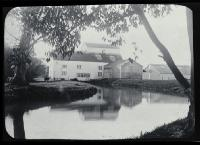 Photo of Wood's Mill in 1895