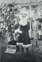 Father Christmas at T. Armstrong & Co. premises [ca. 1930], CCL PhotoCD 16, IMG0053