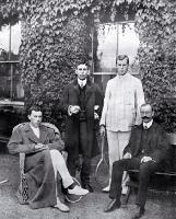 Australasian tennis team 1905