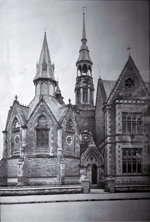 The Normal School, Cranmer Square, Christchurch