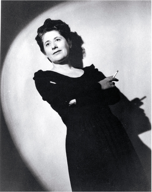 Ngaio Marsh photographed during the 1940s