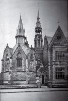 The Normal School, Cranmer Square, Christchurch [192-?]