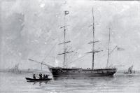 Barque Stedfast [i.e. Steadfast]