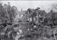 Riccarton House in 1900