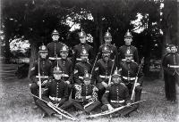 The Volunteers, probably the North Canterbury Rifle Battalion