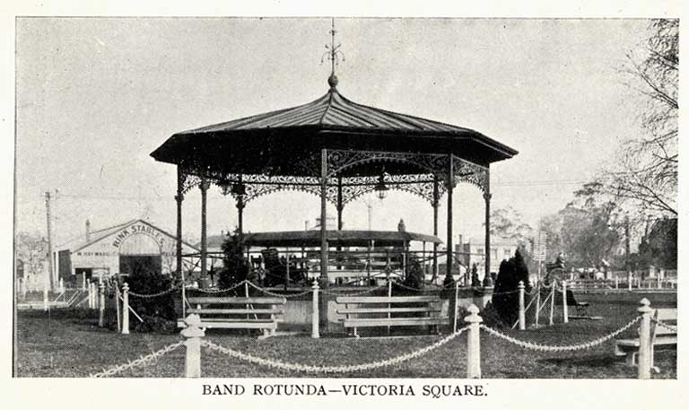 Band Rotunda - Victoria Square