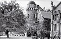 The Observatory at Canterbury College